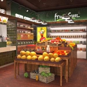 果缤纷水果店加盟创业者首选