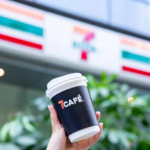 7Cafe硬核快闪空降广州,花式玩法引领咖啡新潮流!