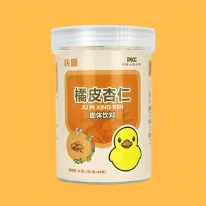 """快童橘皮杏仁:""""新食养""""让儿童享受美味和健康"""