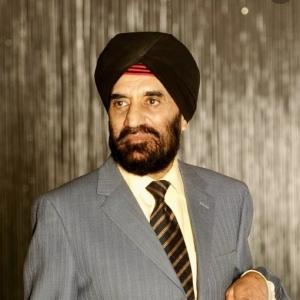 Vitabiotics薇塔贝尔创始人Dr. Kartar Lalvani