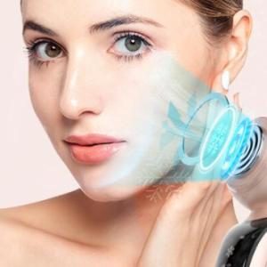斐驰Fetrex三面美容仪,十二项美肤功效面面俱到