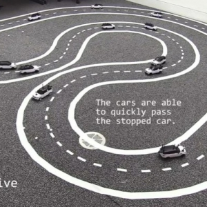 Virtual Point:向无人化迈进,OptiTrack动捕系统助力自动驾驶