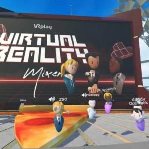 虚拟动点:当虚拟活动遇到OptiTrack技术,打造创新聚会方式新尝试 ...