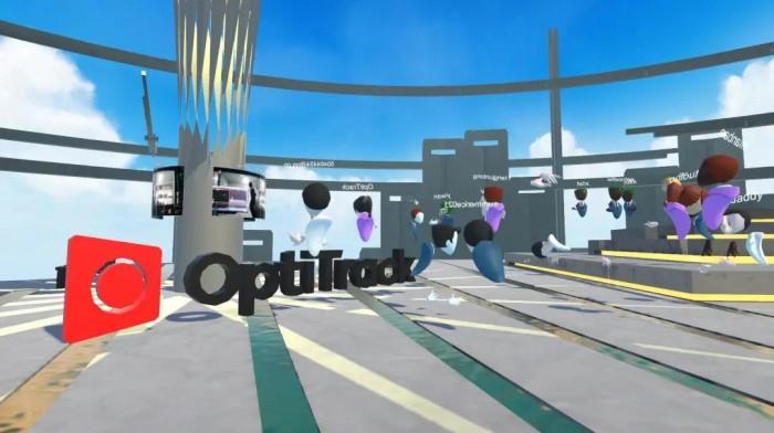 虚拟动点:当虚拟活动遇到OptiTrack技术,打造创新聚会方式新尝试 ..._财经_2020-8-12 16:53发布_中享网